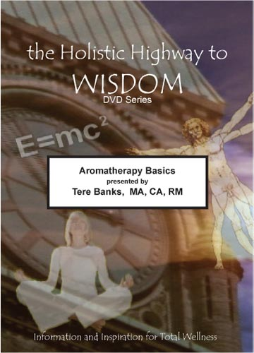 Aromatherapy Basics--Audio/Video