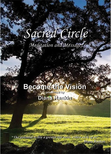 Become the Vision--DVD Presented by Diana Rankin