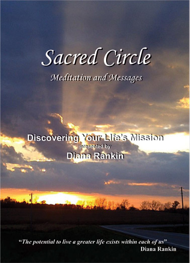 Discovering Your Life's Mission--DVD Presented by Diana Rankin
