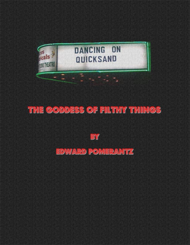 THE GODDESS OF FILTHY THINGS by Edward Pomerantz