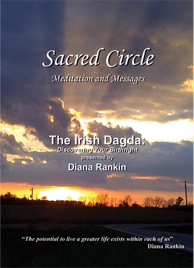 The Irish Dagda: Discovering your Birthright--DVD by Rankin