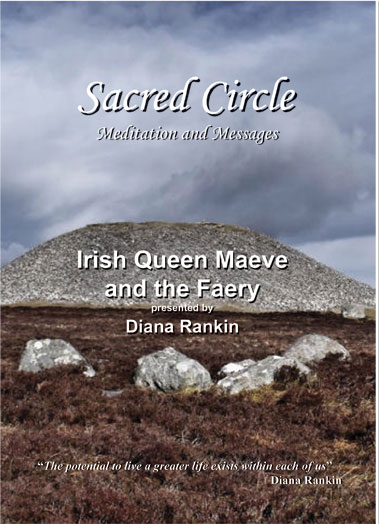 Irish Queen Maeve and the Faery--DVD Presented by Diana Rankin