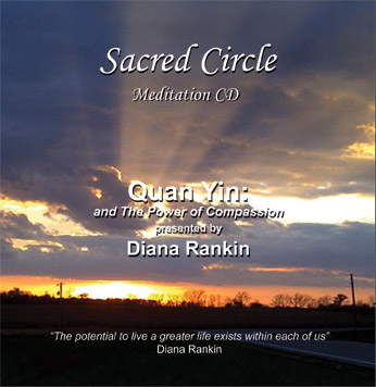 Quan Yin and the Power of Compassion--CD by Diana Rankin