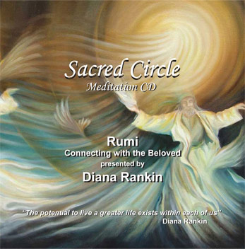 Rumi: Connecting with the Beloved--CD Presented by Diana Rankin