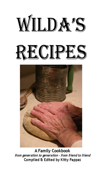 Wilda's Recipes--Pappas